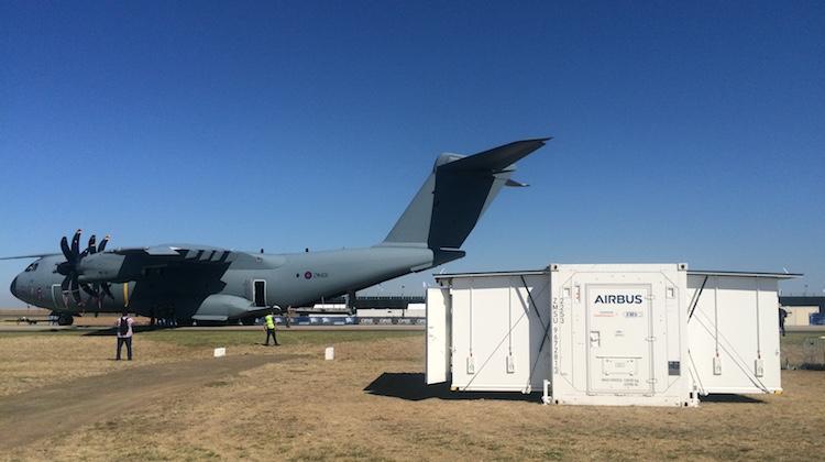 Airbus Siemens deployable healthcare Image 02
