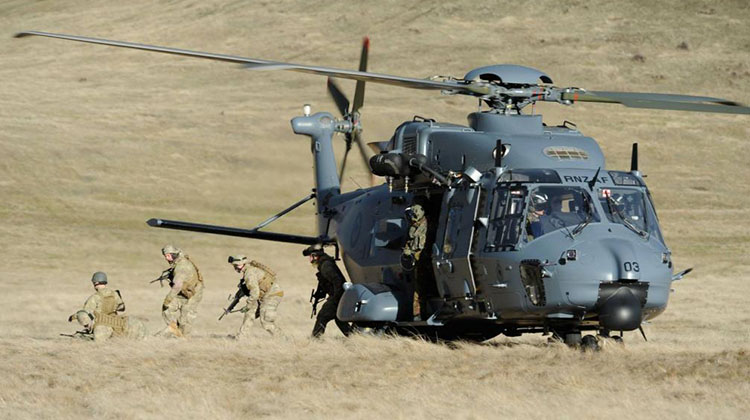 RNZAF-NH90-Waiouru-Military-Camp