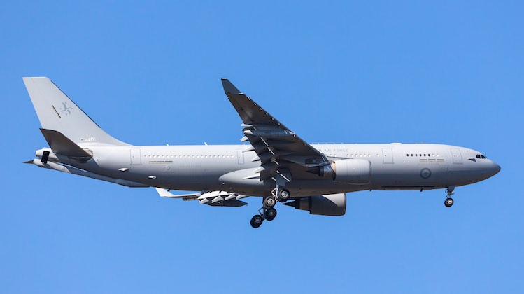 Royal Australian Air Force KC-30A MRTT039 YAMB 010917 Lance Broad