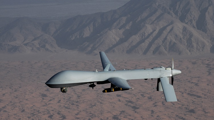 Air Force officials are seeking volunteers for future training classes to produce operators of the MQ-1 Predator unmanned aircraft.  (U.S. Air Force photo/Lt Col Leslie Pratt)