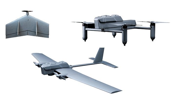 Corvo drones